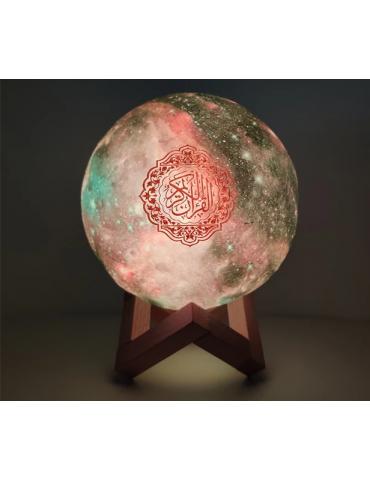 Veilleuse coranique Lune